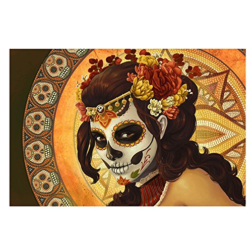 STJK$BMJW Wall Photo Large Size Printing Oil Painting Fantas