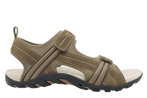 Da T Uomo PelleAmazon it Morbida Estoril Shoes In Sandalo rCxodBWe