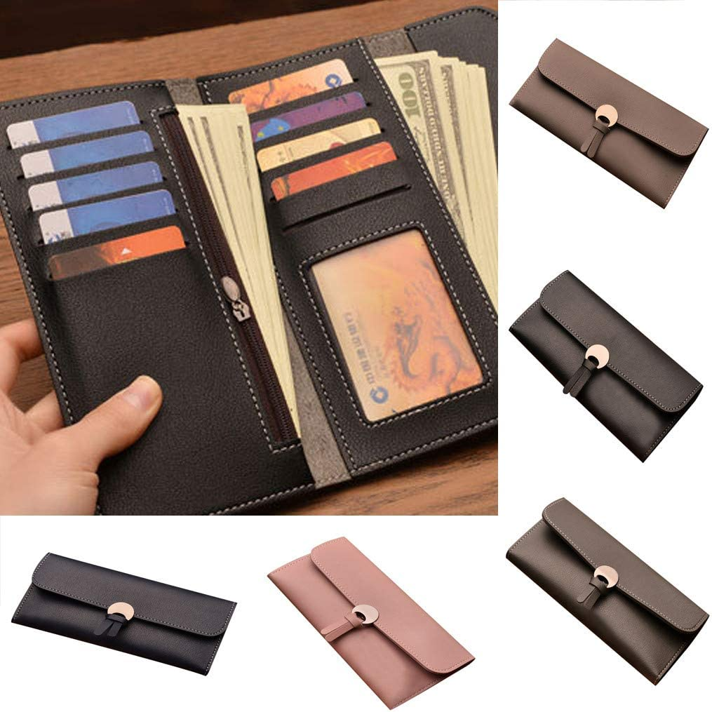 Office Occasion Kecar Woman Fashion Long Wallet Party Travel Daily Casual Wearing Ladies Color Purse Card Holder Coin Hand Bag for Wedding