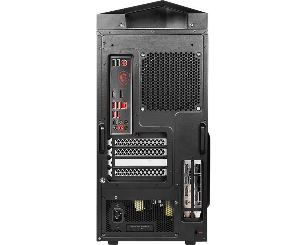Intel Core i9-9900K, 32 GB de RAM, HDD de 2 TB y SSD de 512 GB, NVIDIA GeForce RTX 2080 Ti Ventus, Windows 10 Home MSI Infinite X Plus 9SF-296EU Negro Ordenador de sobremesa