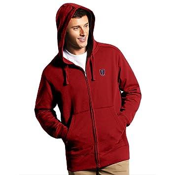 MLS Real Salt Lake - Sudadera con capucha y cremallera para hombre (antigua grande: Amazon.es: Deportes y aire libre