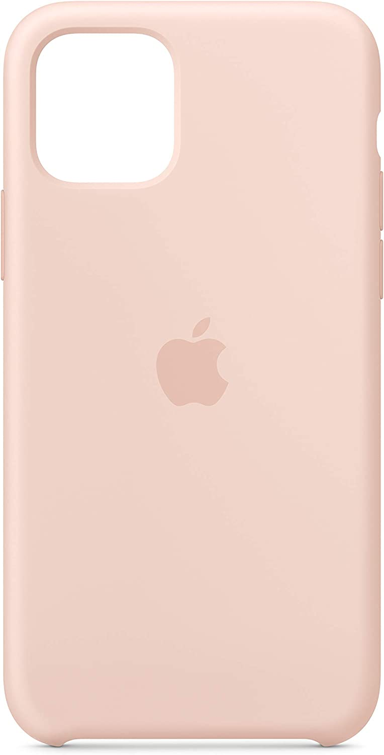 Apple Silicone Case (for iPhone 11 Pro) - Pink Sand