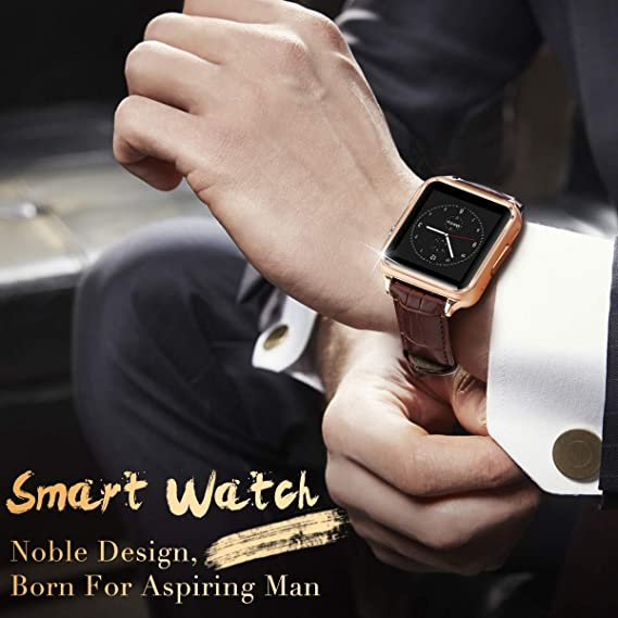 Amazon.com: WATCHOO Watch R Androidwear Black Dial ...