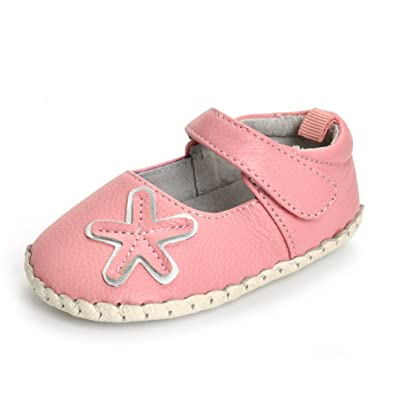 ESTAMICO ESTAMICO ESTAMICO Chaussures de bébé en cuir souple d'etoile Mary Jane fille 821a10