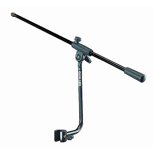 6 opinioni per Quik-Lok A107 Supporto a giraffa per aggiungere un secondo microfono ad un'asta