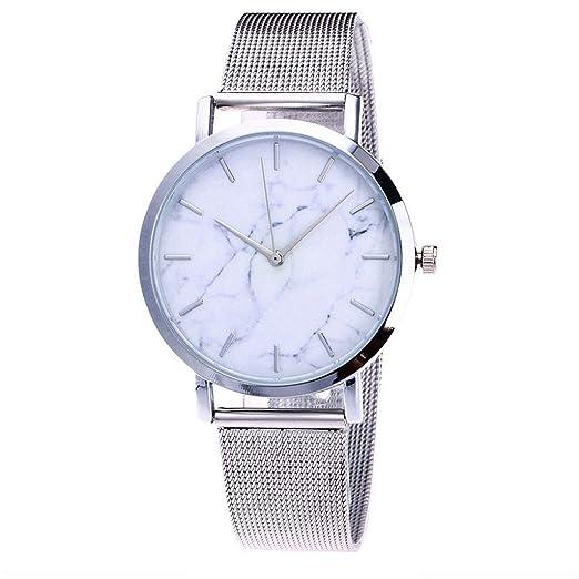 VEHOMEModa - Simple - Reloj Femenino -Relojes Inteligentes relojero Reloj reloje de Pulsera Marcas Deportivos