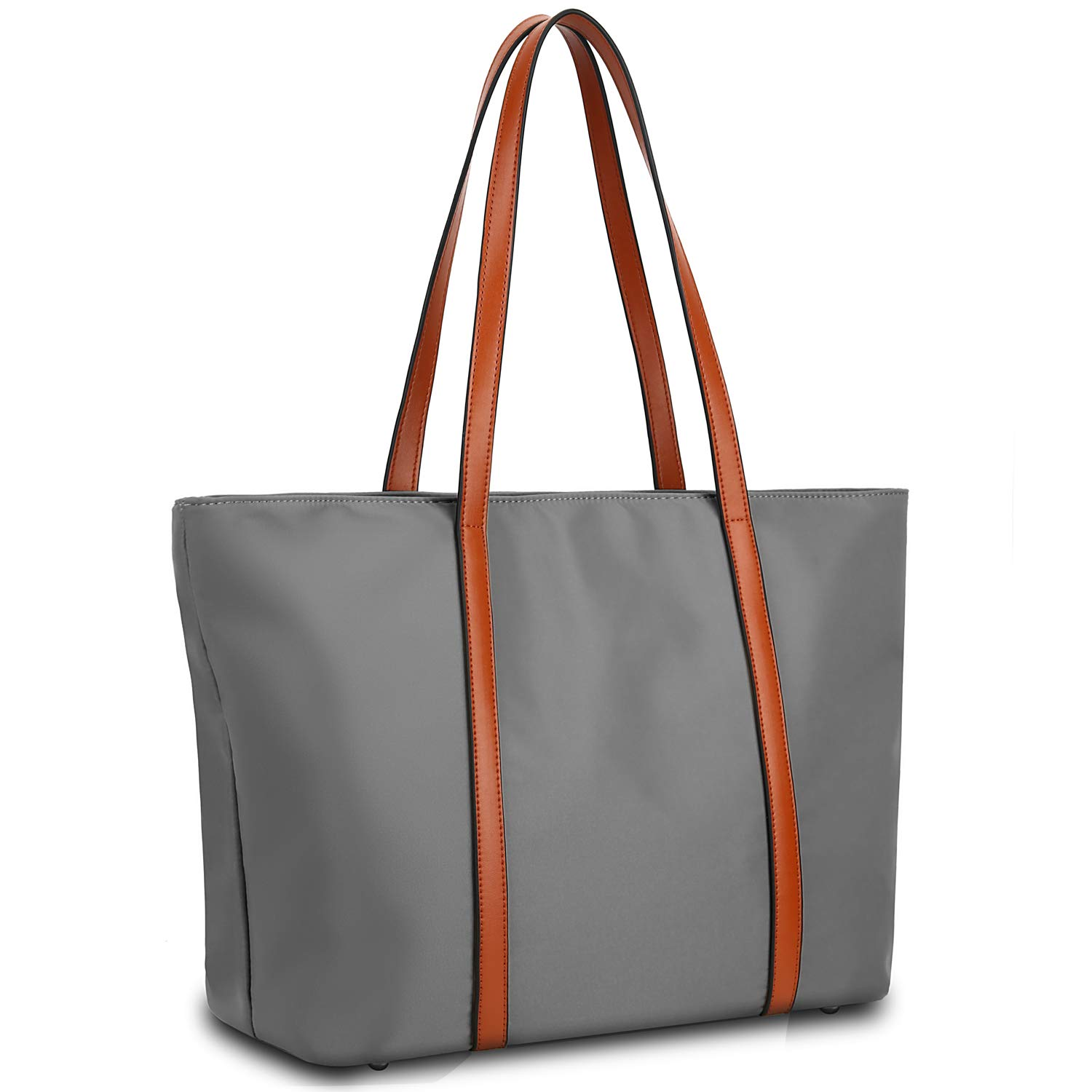 ea62cda25b5 YALUXE Women s Oxford Nylon Large Capacity Work fit 15.6 inch Tote Shoulder  Bag product image