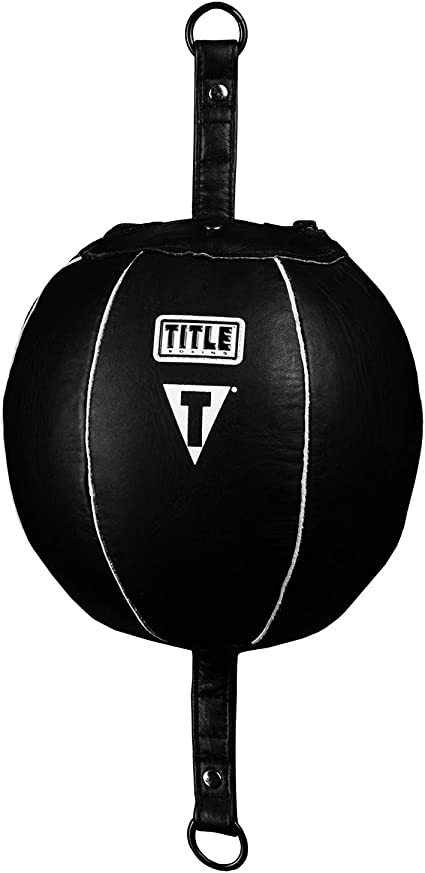 """Title Boxing 7/"""" Double End Bag Pro Package"""