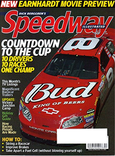 - Dick Berggren's Speedway Illustrated Magazine (December, 2004)