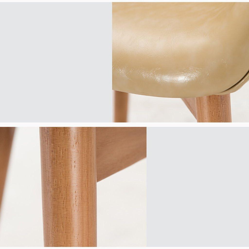 MAYAN Chaise Longue en Bois Massif Durabilité (Color : D) A