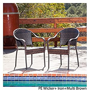 61qXr3m1tAL._SS300_ Wicker Dining Chairs & Rattan Dining Chairs