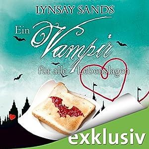 Lynsay Sands - Ein Vampir für alle Lebenslagen (Argeneau 19)