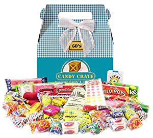1960's Easter Retro Candy Gift Box
