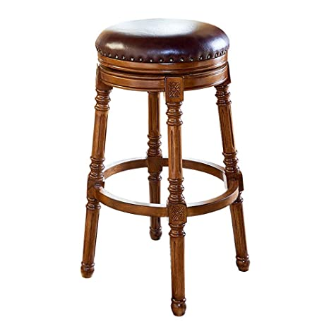 Astonishing Amazon Com Ly7 Home Bar Stools Leather High Stool American Caraccident5 Cool Chair Designs And Ideas Caraccident5Info