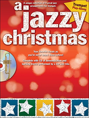 Hal Leonard A Jazzy Christmas - Trumpet Play-Along - Jazz Trumpet Hall