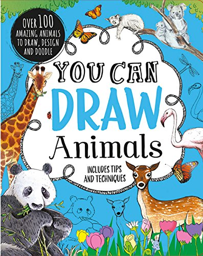 you can draw parragon books - 3