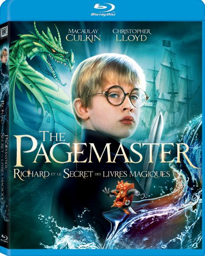 Pagemaster, The [Blu-ray]
