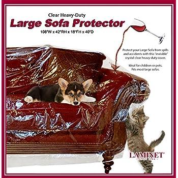 Amazon Com Plastic Recliner Armchair Cover For Pets Cat