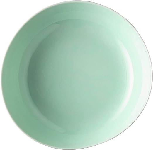 Rosenthal 10540-405204-10355 Junto Opal Green - Plato Hondo (25 cm ...