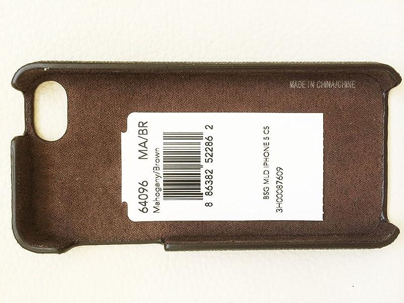 a79de3dd485f [コーチ] COACH コーチiPhoneケース メンズ ブリーカー シグネチャー モールデッド iPhone 5 ケース 64096 MA/BR 【 並行輸入品】