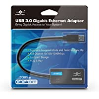 Vantec USB 3.0 Gigabit Ethernet Adapter (CB-U300GNA)