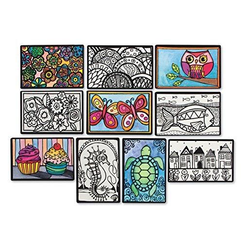 Velvet Art Mini Posters -