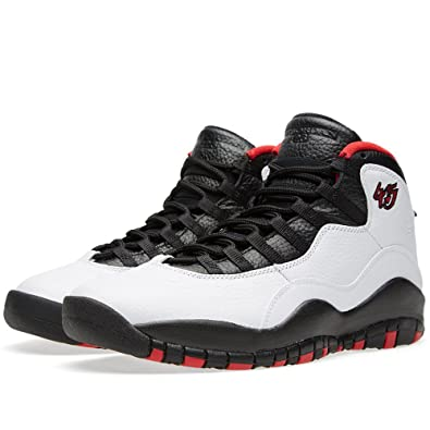 air jordan retro 10 red white