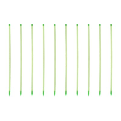 10 Glow in the Dark Path Marker Rods by TerraTradeT