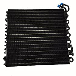AT440431 New AC Condenser Made to fit John Deere B