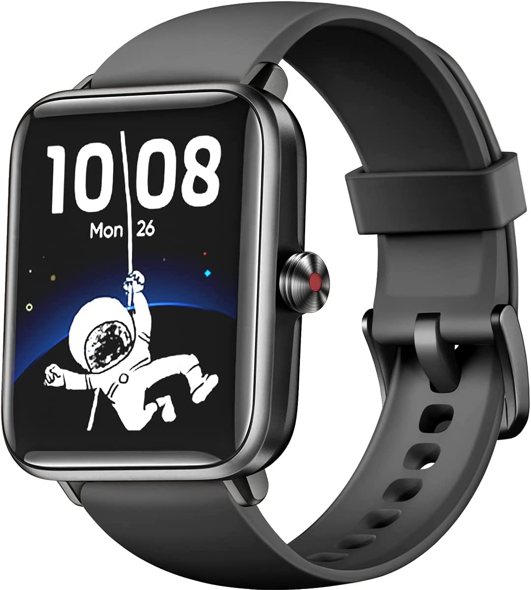 Dirrelo Smart Watch for Android Phones & iPhone Compatible, 1.55