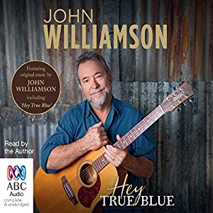 Hey True Blue Audiobook