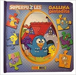 Superpuzzles. Gallina Pintadita (LIBRO PUZLE): Amazon.es: Bromelia Produções Ltda., PANINI ESPAÑA, S.A.: Libros