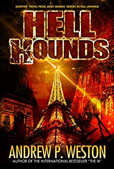 Hell Hounds (Heroes in Hell Book 21) by [Weston, Andrew P.]