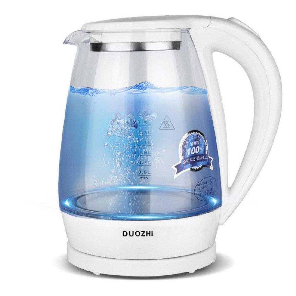 Amazon.com: Smart 1.8L Electric Kettle Coffee Pot Quick Boiling ...