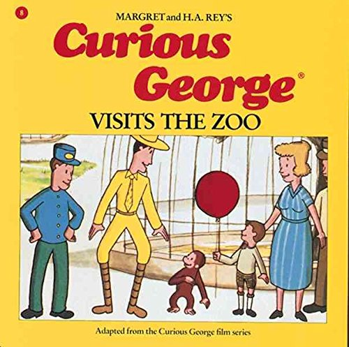 [(Curious George Visits the Zoo)] [By (author) Margret Rey ] published on (October, 1985)