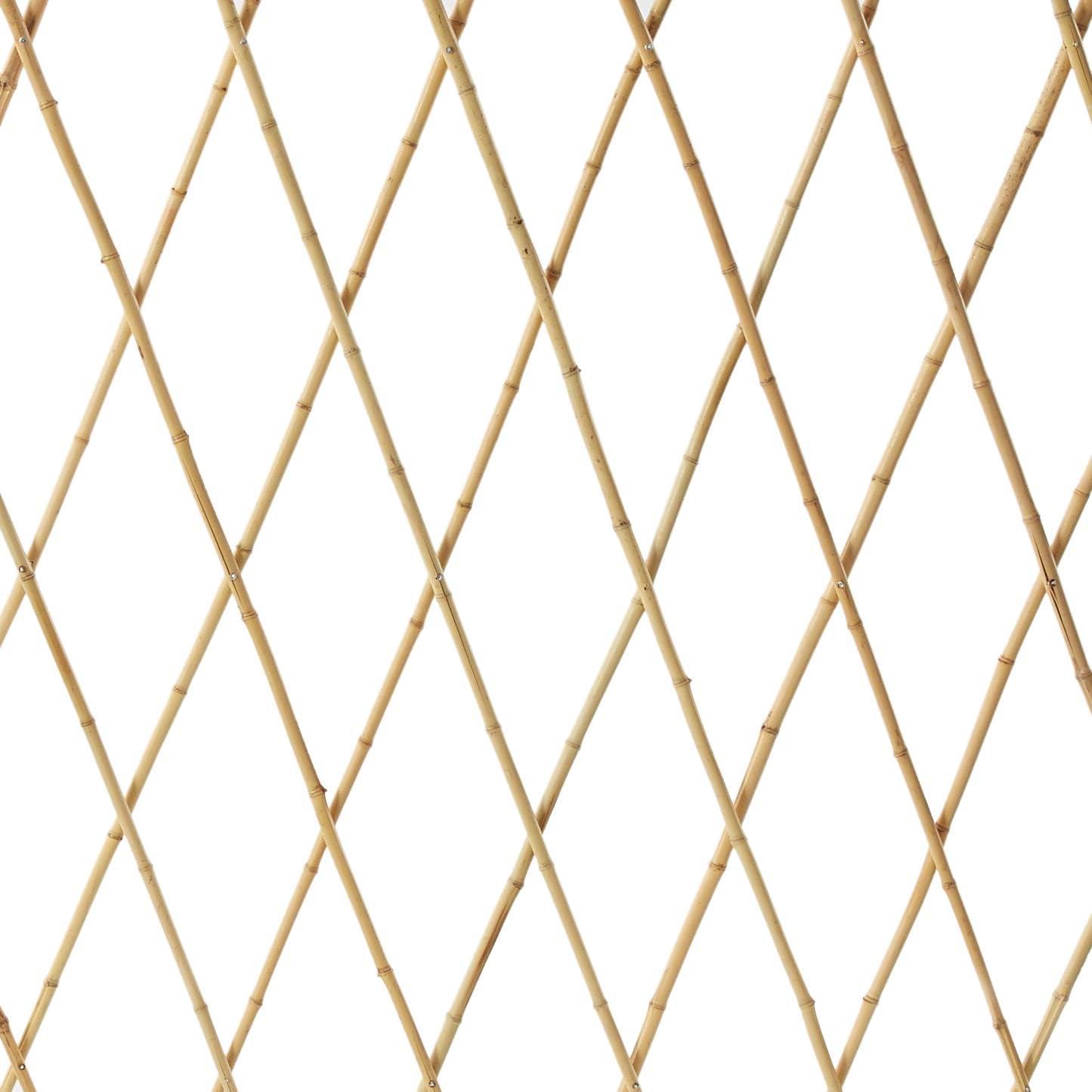 Bosmere L565 enrejado extensible bambú: Amazon.es: Jardín