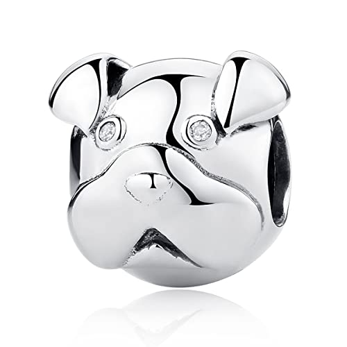 Abalorio de plata de ley 925 compatible con pulseras o ...