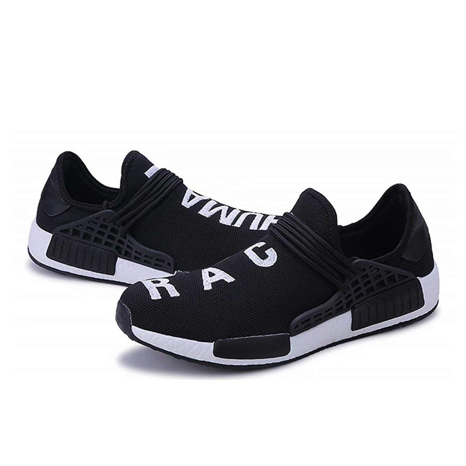 Mens /& Womens Casual Breathable Lightweight Trail Shoes Flyknit Running Fashion Sneakers