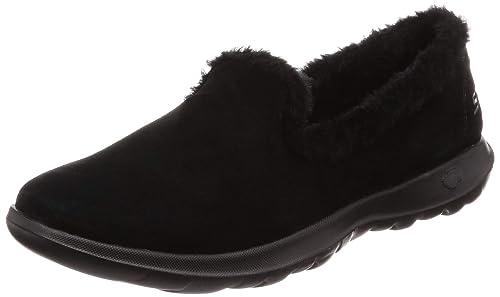 Skechers Go Walk Lite Delightful Zapatos para Caminar/Yoga ...