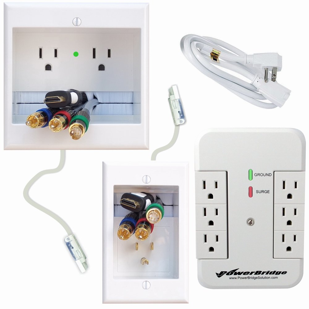Best Rated in Electrical Cord Management & Helpful Customer Reviews ...