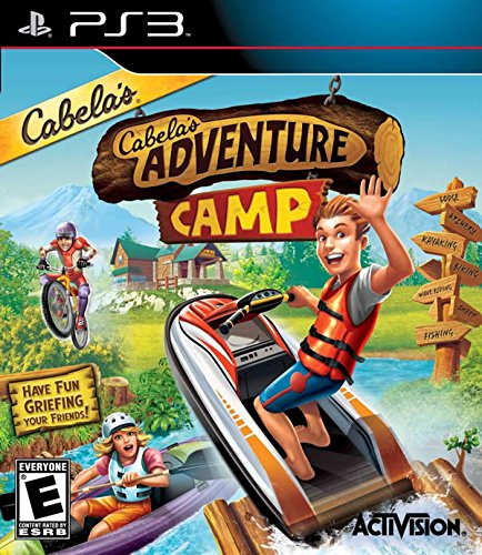Cabela's Adventure Camp - Playstation 3
