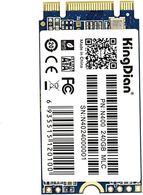 KingDian - Disco duro de estado sólido M.2 2242 NGFF de 240 GB ...