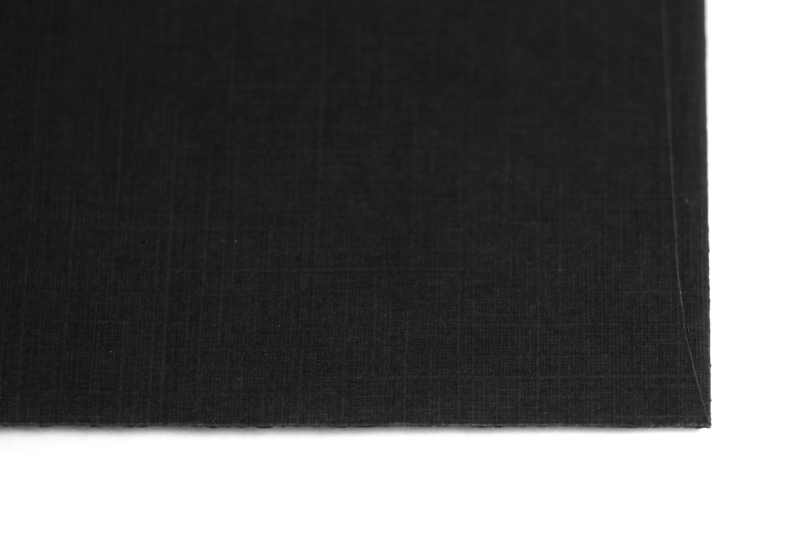 A7 Invitation Envelopes (5 1/4 x 7 1/4) - Black Linen (50 Qty) | Perfect for Invitations, Announcements, Sending Cards, 5x7 Photos, Weddings | 4880-BLI-50