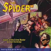The Spider #19: Slaves of the Crime Master | Grant Stockbridge