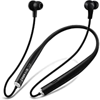 Youer Bluetooth headphones, Fozento T7 sports wireless headphones V4.2 stereo in-ear, built-in noise cancellation, waterproof, built-in microphone, suitable for 12