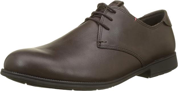 TALLA 42 EU. Camper Mil, Zapatos de Cordones Oxford para Hombre