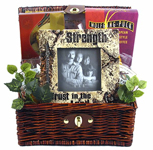 Religious Gift Baskets - Gift Basket Village Trust In The Lord A Christian Gift Basket