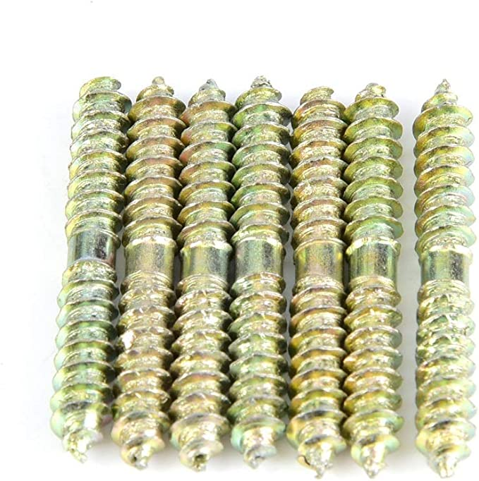 Dowel Screws W//Flange Self Tapping Double-Sided Pack 5 M6X1X24+M6X15 146300984AA
