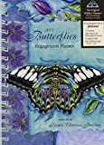 img - for Perfect Timing - Avalanche Butterflies 2015 Engagement Planner by Renee Charisse Jardine, August 2014 - December 2015, 6.5 x 8.5 inches (7005069) book / textbook / text book