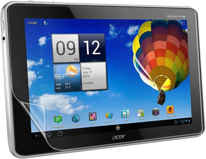 Celicious Impact Anti-Shock Shatterproof Screen Protector Film Compatible with Acer Iconia A510 Olympic Tab 10.1